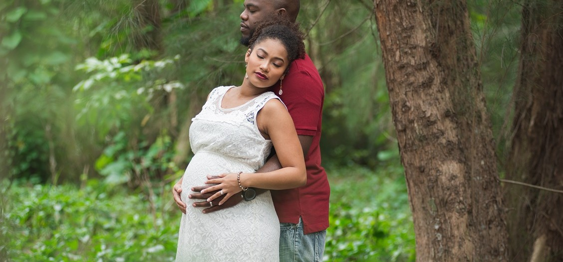 Destiny's Maternity Shoot