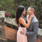 Vizcaya Gardens Engagement Shoot - Miami Florida (10)