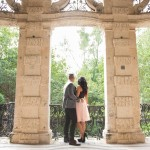 Vizcaya Gardens Engagement Shoot - Miami Florida (11)