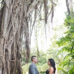 Vizcaya Gardens Engagement Shoot - Miami Florida (18)