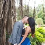 Vizcaya Gardens Engagement Shoot - Miami Florida (19)