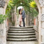 Vizcaya Gardens Engagement Shoot - Miami Florida (21)