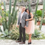 Vizcaya Gardens Engagement Shoot - Miami Florida (22)