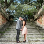 Vizcaya Gardens Engagement Shoot - Miami Florida (4)