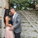 Vizcaya Gardens Engagement Shoot - Miami Florida (5)