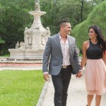 Vizcaya Gardens Engagement Shoot - Miami Florida (6)