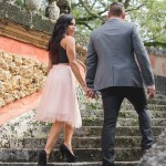 Vizcaya Gardens Engagement Shoot - Miami Florida (8)