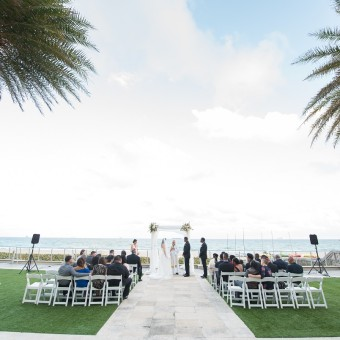 Diana + Richard's Wedding - Marriott Harbor Beach Resort - Ft.Lauderdale, FL